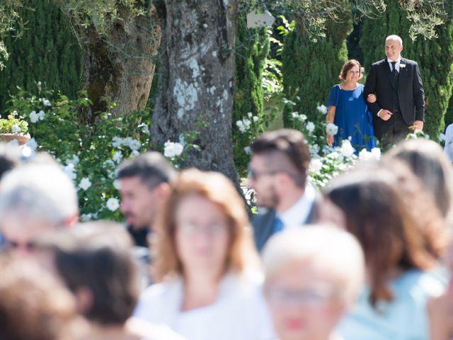 Il matrimonio di Luca e Claudia a Bassano Romano, Viterbo 18