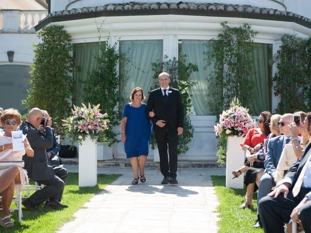 Il matrimonio di Luca e Claudia a Bassano Romano, Viterbo 19
