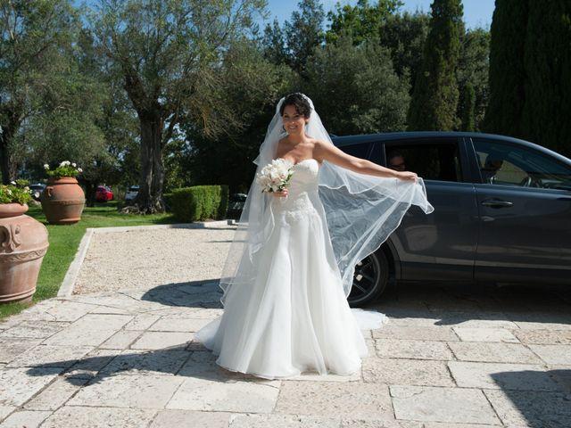 Il matrimonio di Luca e Claudia a Bassano Romano, Viterbo 21
