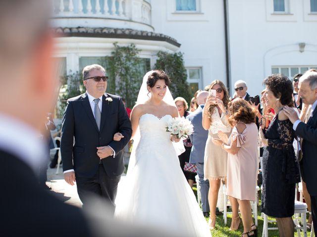 Il matrimonio di Luca e Claudia a Bassano Romano, Viterbo 24