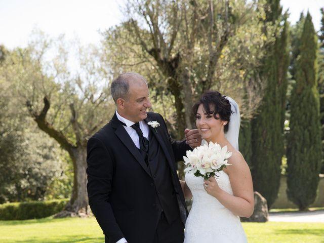 Il matrimonio di Luca e Claudia a Bassano Romano, Viterbo 29