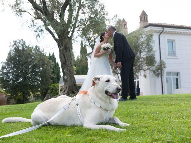 Il matrimonio di Luca e Claudia a Bassano Romano, Viterbo 32