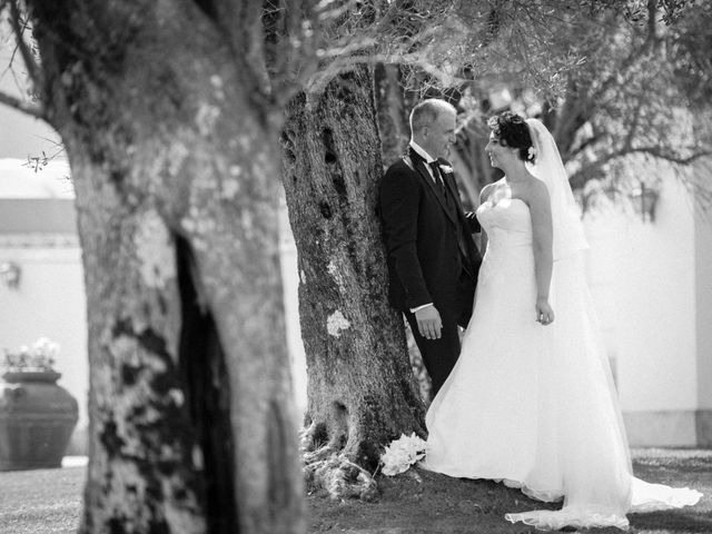 Il matrimonio di Luca e Claudia a Bassano Romano, Viterbo 34
