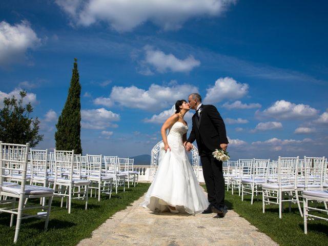 Il matrimonio di Luca e Claudia a Bassano Romano, Viterbo 36
