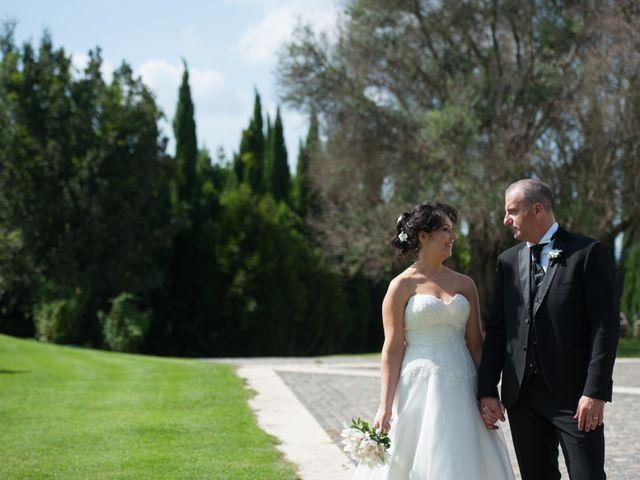Il matrimonio di Luca e Claudia a Bassano Romano, Viterbo 39