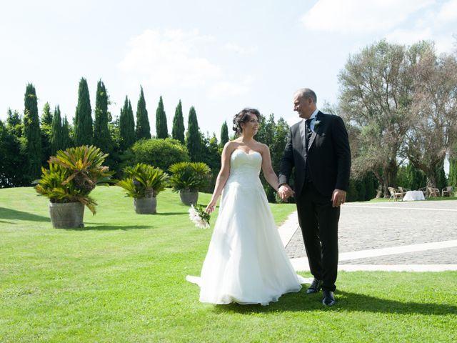 Il matrimonio di Luca e Claudia a Bassano Romano, Viterbo 40