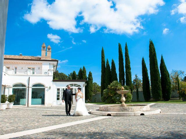 Il matrimonio di Luca e Claudia a Bassano Romano, Viterbo 44
