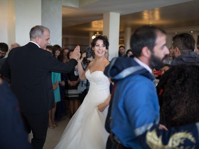 Il matrimonio di Luca e Claudia a Bassano Romano, Viterbo 55