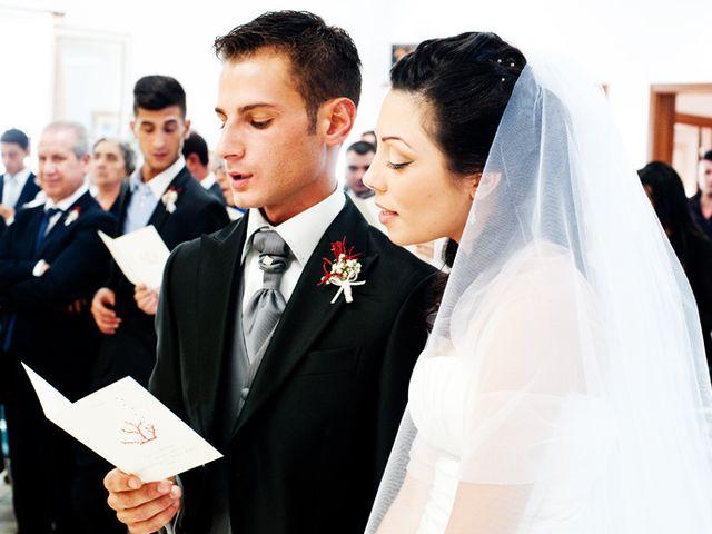 Il matrimonio di Ester e Simeone a Sarroch, Cagliari 14