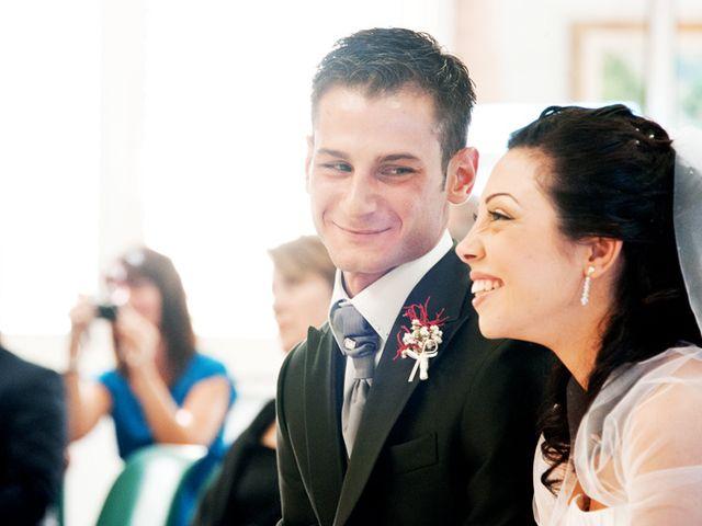 Il matrimonio di Ester e Simeone a Sarroch, Cagliari 16