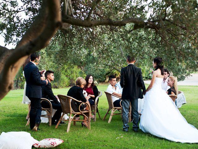 Il matrimonio di Ester e Simeone a Sarroch, Cagliari 26