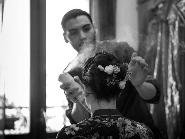 Il matrimonio di Francesco e Francesca a Tivoli, Roma 5