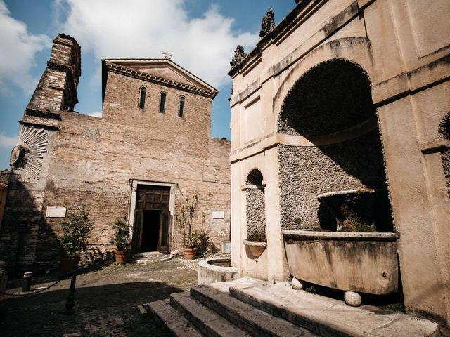 Il matrimonio di Francesco e Francesca a Tivoli, Roma 18