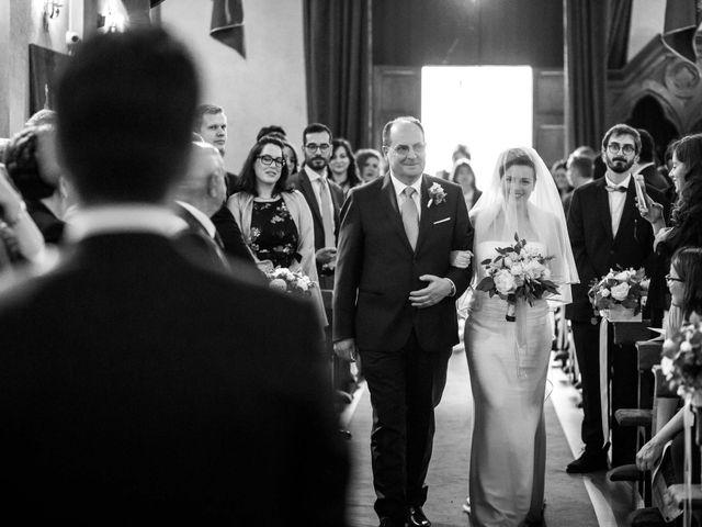 Il matrimonio di Francesco e Francesca a Tivoli, Roma 19