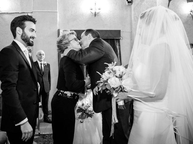 Il matrimonio di Francesco e Francesca a Tivoli, Roma 20
