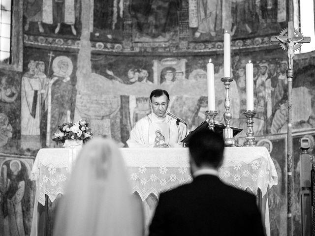 Il matrimonio di Francesco e Francesca a Tivoli, Roma 21