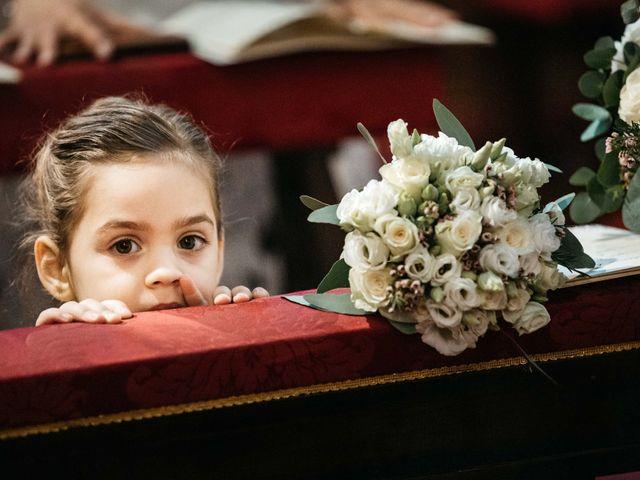 Il matrimonio di Francesco e Francesca a Tivoli, Roma 28