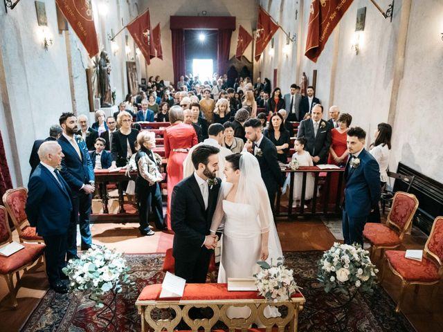 Il matrimonio di Francesco e Francesca a Tivoli, Roma 29