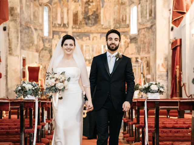 Il matrimonio di Francesco e Francesca a Tivoli, Roma 30