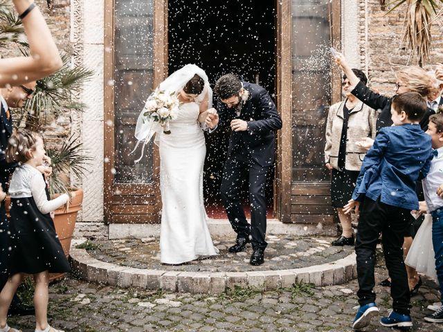Il matrimonio di Francesco e Francesca a Tivoli, Roma 31