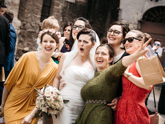 Il matrimonio di Francesco e Francesca a Tivoli, Roma 32