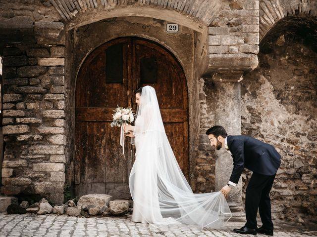 Il matrimonio di Francesco e Francesca a Tivoli, Roma 33