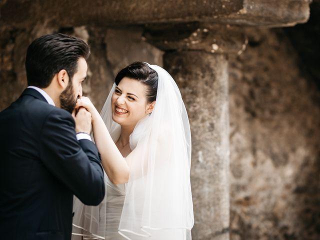 Il matrimonio di Francesco e Francesca a Tivoli, Roma 35