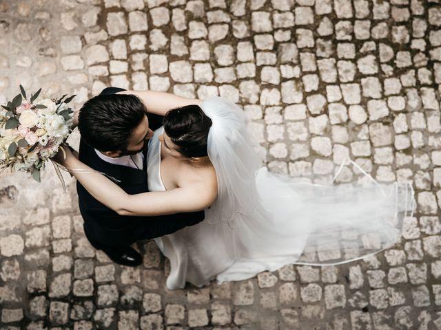 Il matrimonio di Francesco e Francesca a Tivoli, Roma 36