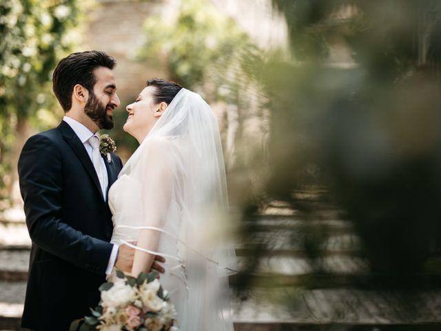 Il matrimonio di Francesco e Francesca a Tivoli, Roma 37
