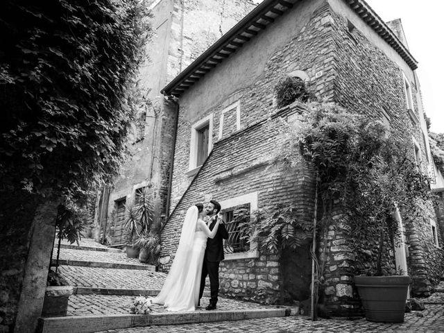 Il matrimonio di Francesco e Francesca a Tivoli, Roma 38