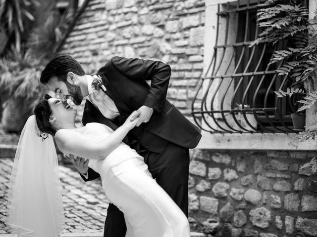 Il matrimonio di Francesco e Francesca a Tivoli, Roma 39