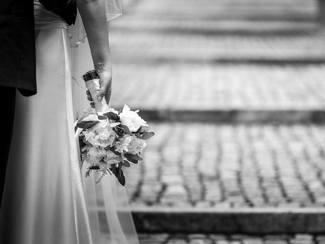 Il matrimonio di Francesco e Francesca a Tivoli, Roma 40