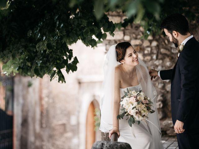 Il matrimonio di Francesco e Francesca a Tivoli, Roma 1