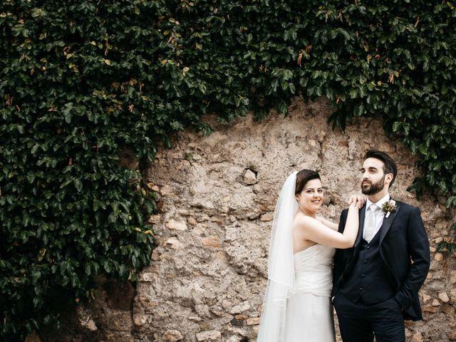 Il matrimonio di Francesco e Francesca a Tivoli, Roma 41