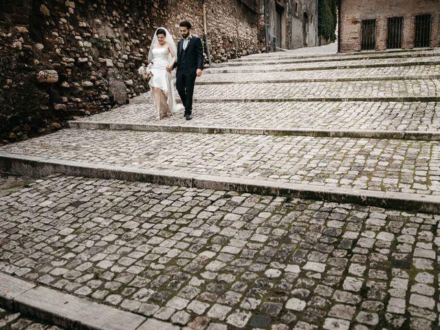 Il matrimonio di Francesco e Francesca a Tivoli, Roma 42