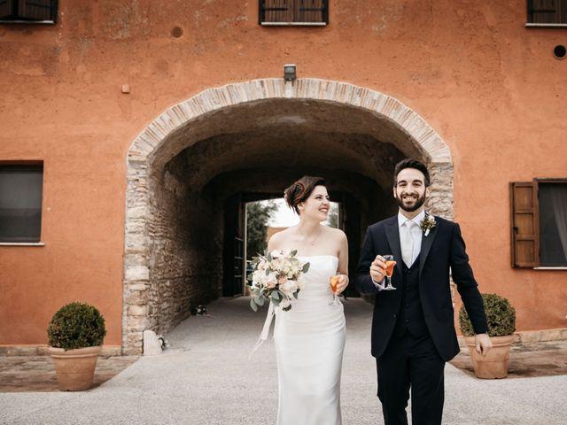 Il matrimonio di Francesco e Francesca a Tivoli, Roma 43