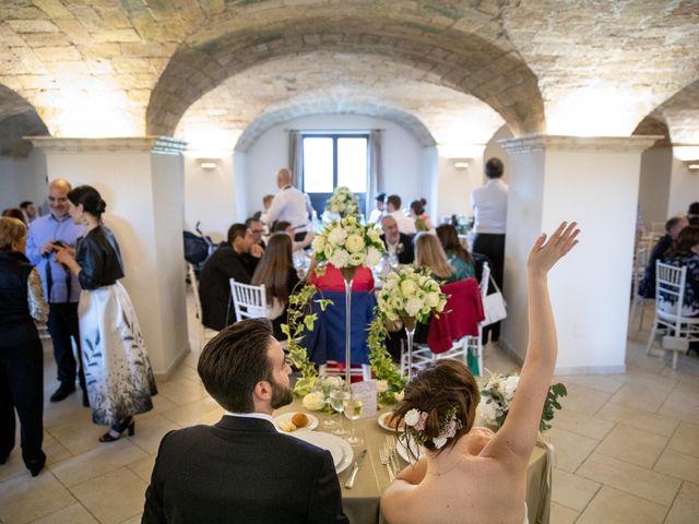 Il matrimonio di Francesco e Francesca a Tivoli, Roma 45