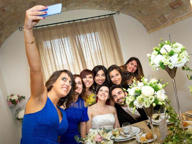 Il matrimonio di Francesco e Francesca a Tivoli, Roma 46