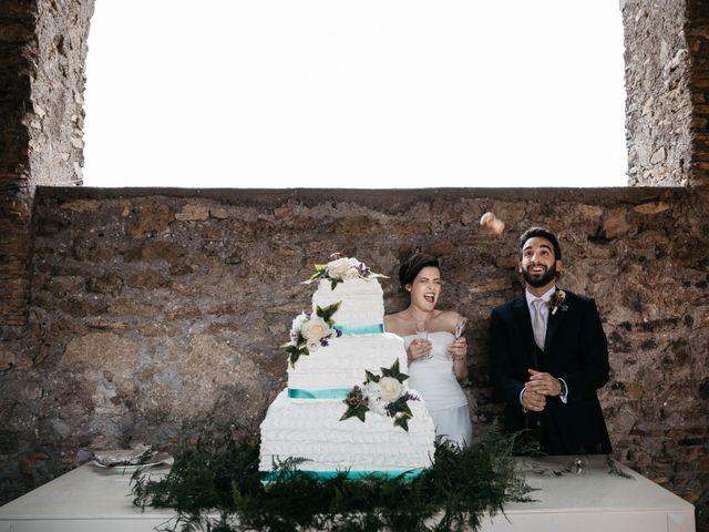 Il matrimonio di Francesco e Francesca a Tivoli, Roma 48