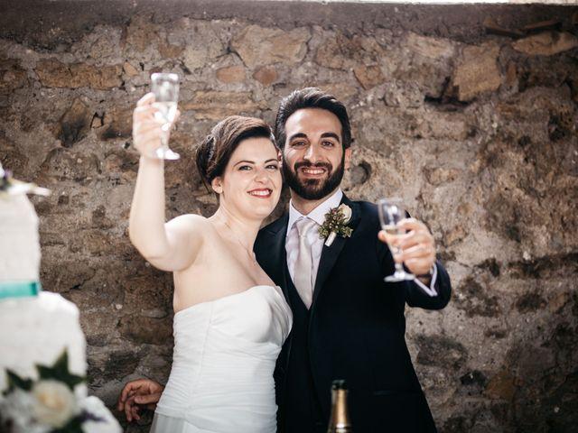 Il matrimonio di Francesco e Francesca a Tivoli, Roma 49