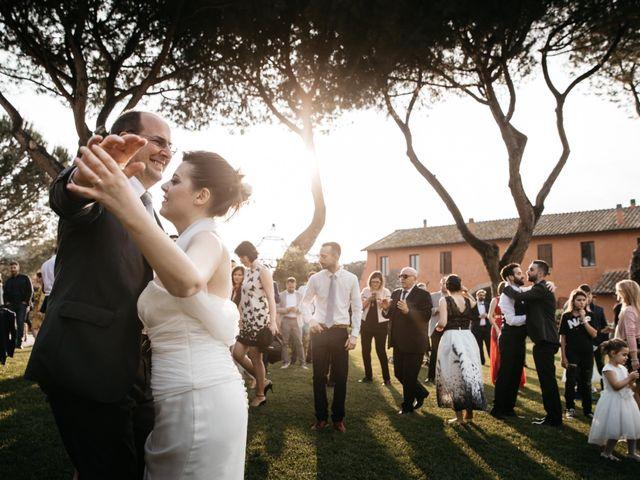 Il matrimonio di Francesco e Francesca a Tivoli, Roma 52