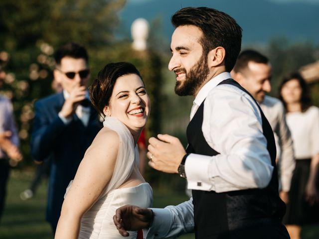 Il matrimonio di Francesco e Francesca a Tivoli, Roma 53