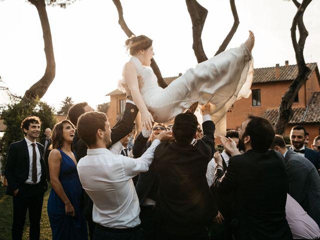 Il matrimonio di Francesco e Francesca a Tivoli, Roma 55