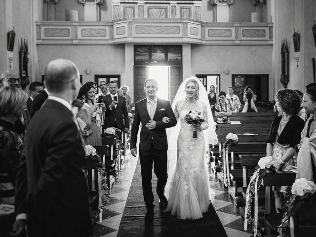 Il matrimonio di Andrea e Yelena a Padova, Padova 21