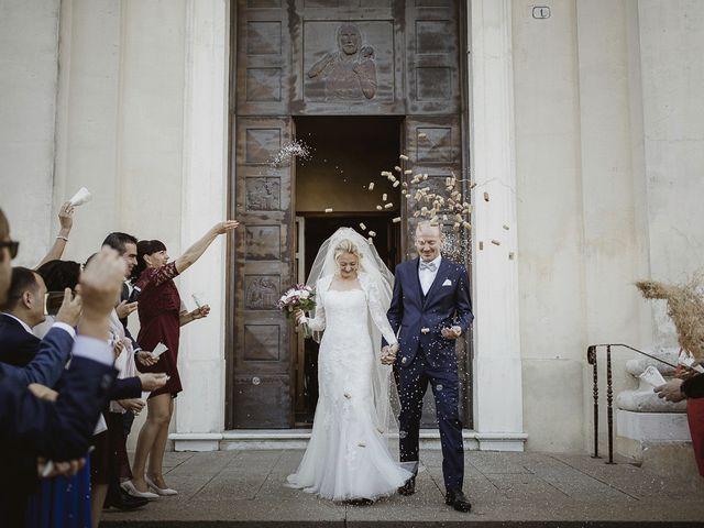 Il matrimonio di Andrea e Yelena a Padova, Padova 33