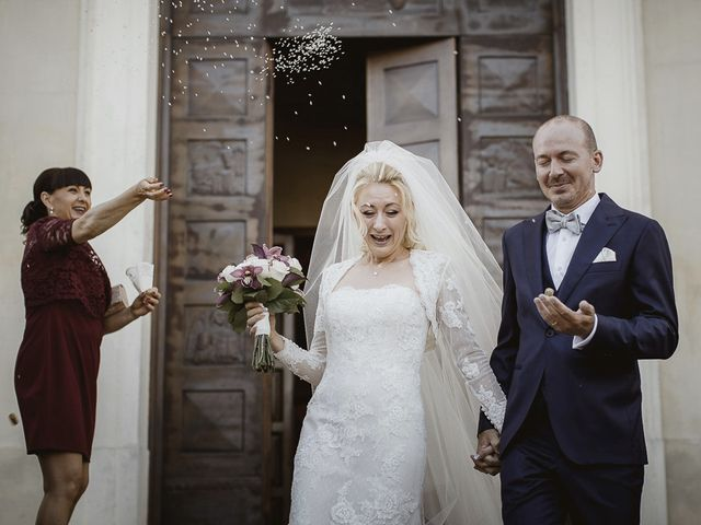 Il matrimonio di Andrea e Yelena a Padova, Padova 34