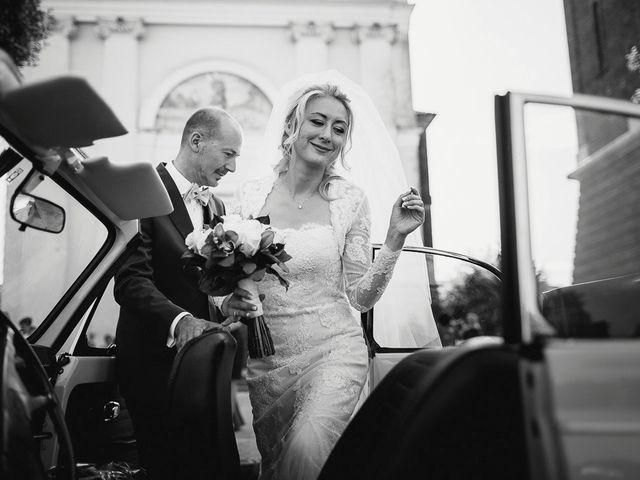 Il matrimonio di Andrea e Yelena a Padova, Padova 38