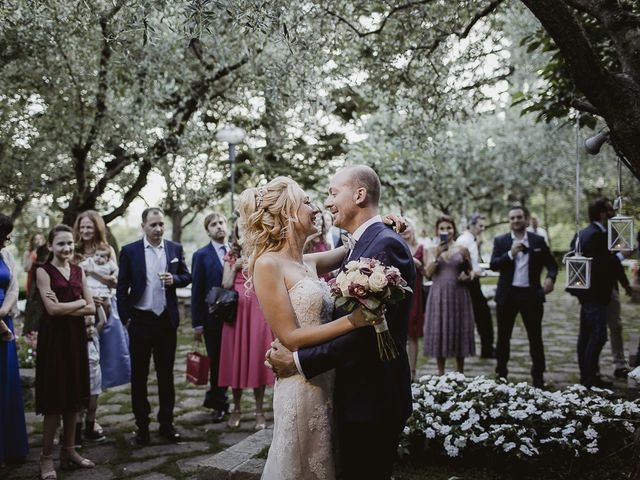 Il matrimonio di Andrea e Yelena a Padova, Padova 49