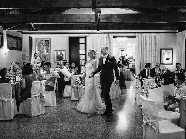 Il matrimonio di Andrea e Yelena a Padova, Padova 56