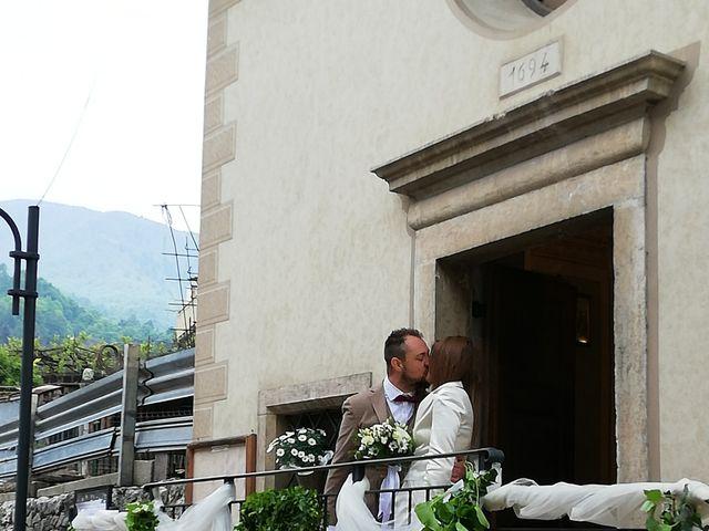 Il matrimonio di Lorenzo e Arianna a Brentonico, Trento 5